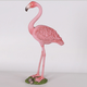 Resin Crafts Creative Living Room Desktop Gift Decoration Flamingo Home Decoration Gifts Factory Customization
