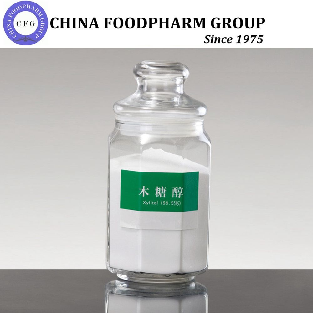 Manufacturer sugar free candy additives purity 99% min Birch Xylitol