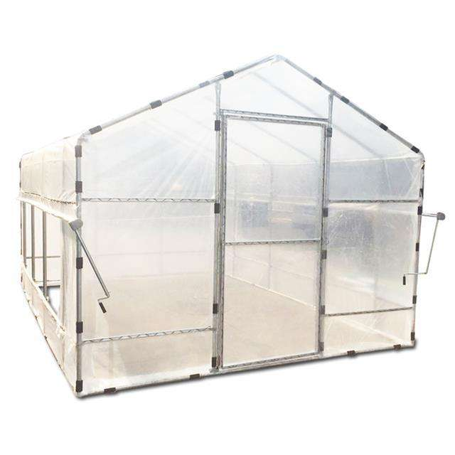 Sky plant Greenhouse Balcony Garden Plastic Greenhouse For Garden Flowers