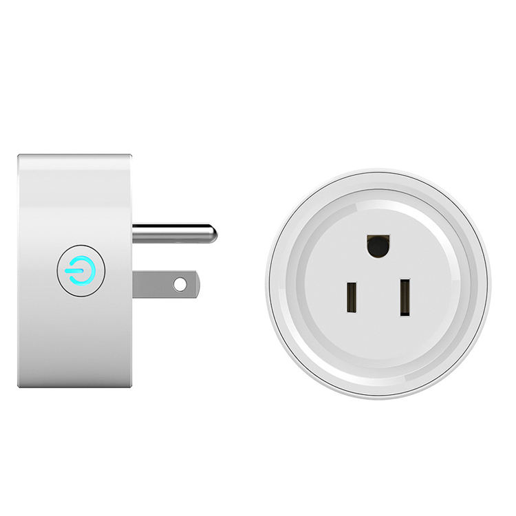 Factory Sale Tuya APP EU UK US India Wifi Smart Plug/Work For Alexa Smart Plug/wifi smart plug US
