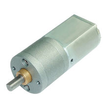 6v 12v geared dc motor with gearbox 20mm