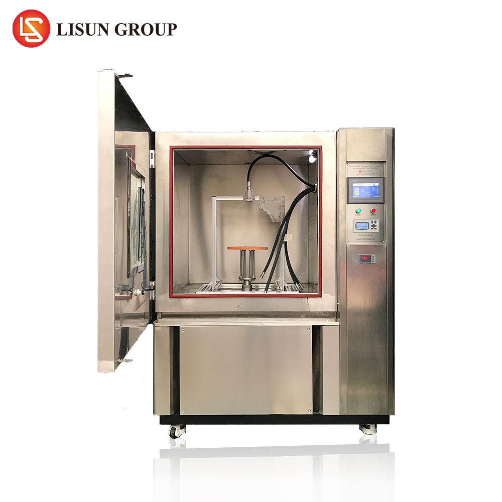 JL-9K1L High Temperature & Pressure Jet Waterproof Test Chamber to simulate natural environment or human factors for IPX9K test