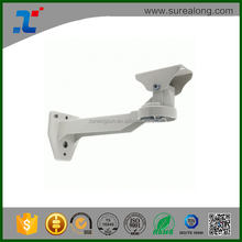 Steel Sheet metal stamping CCTV Wall Mount Camera Bracket