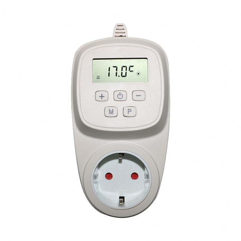 16A 220 V reptile thermostat enfichable