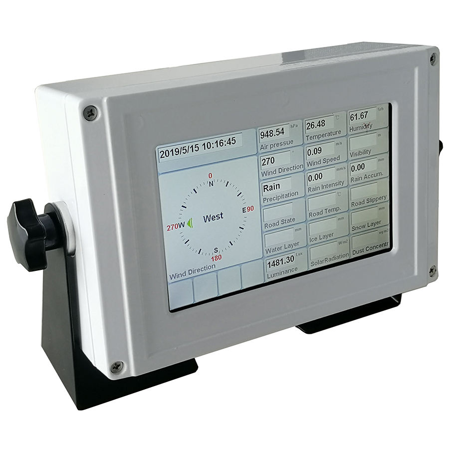 HY-DP2E Weather Information Wind Display Monitor Indicator