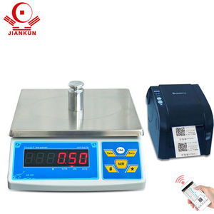 Digital Postal Scale With Printer Weighing Scale For Sale