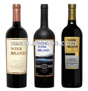 Private Label OEM WINE