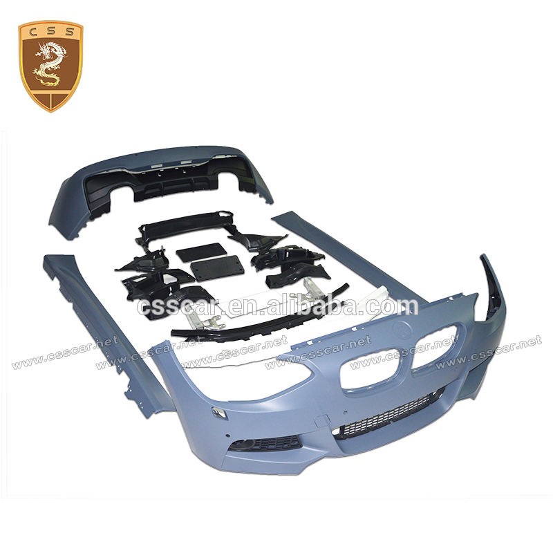 High quality PP for BMW 1 series F20 to mtech body kit car modification