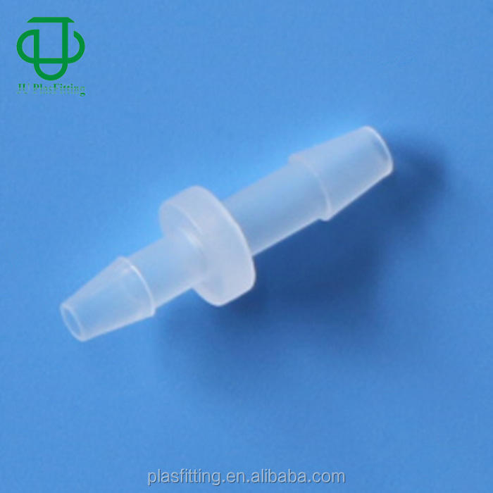 JU Mini Plastic Straight Barbed Reducing Round Tube connector