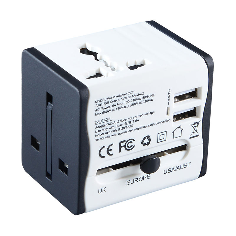 Travel Adapter Universal Gift Set / Gift Items / Gift Premium