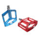 Pedal Bearing Pedal GINEYEA K302 Anodized Colors Taiwan Cycle Foot Pedal Sealed Bearing Alloy Bicycle Pedal MTB Pedal Mountain Bike