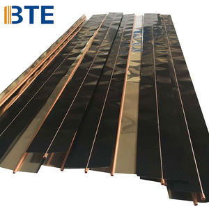 2020 New Design Hot-sell copper solar absorber fin for solar collector for Colombia Market