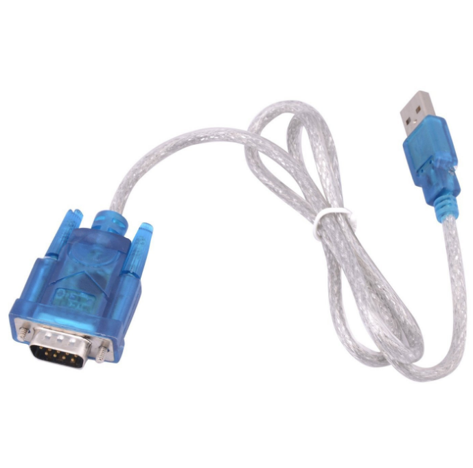 DISAER USB 2.0 a Seriale 9Pin DB9 RS232 Convertitore Cavo Prolific Chipset Hexnuts