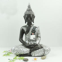 Resin religious craft decorative artifact buddha for sale