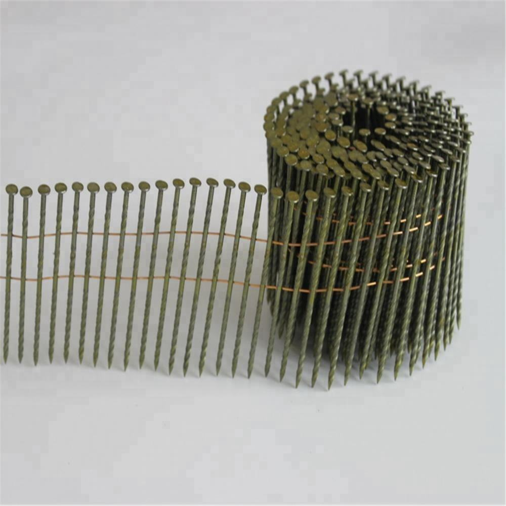 2.3X57 RDP FLAT(9M) bulk coil nails for wood pallets