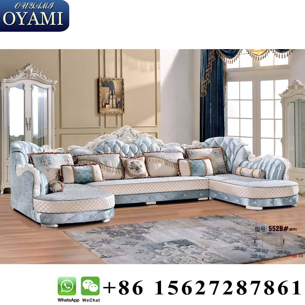 Elegant Modern hotel Beautiful floor sofa arabic style