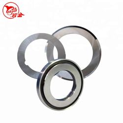 HSS inlay circular blade for cutting corrugated paper