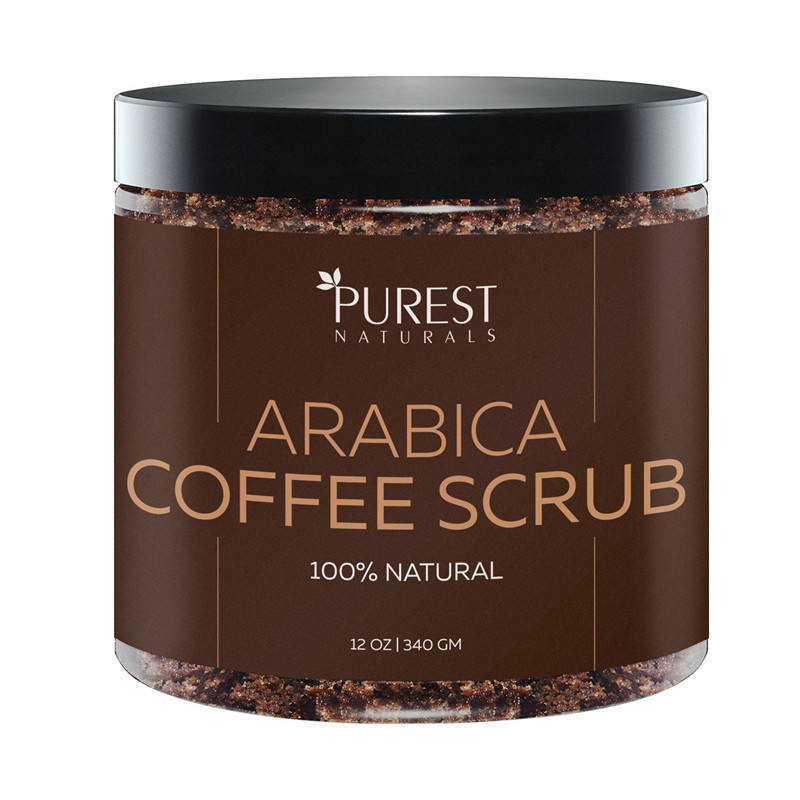 clean pores exfoliating Skin care products best moisturizing hydrating whitening Body Exfoliator Coffee Scrub Cream