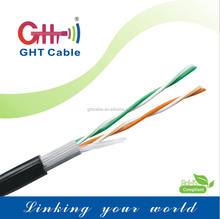 RJ11 quality Telephone communication Cable Line Wire Cord for voice