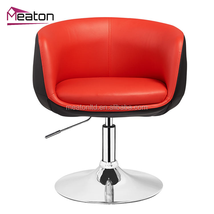 Modern Design swivel bar stool high chair PU Leather Bar Stool Computer Lounge Chair