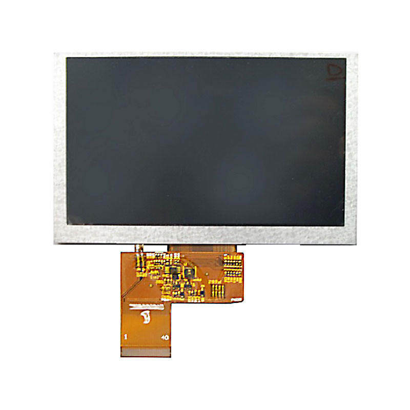 Tela TFT de 800x480 display panel <span class=keywords><strong>5</strong></span> polegadas <span class=keywords><strong>lcd</strong></span> com interface RGB