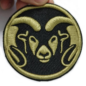 Wholesale Custom Embroidered Patches