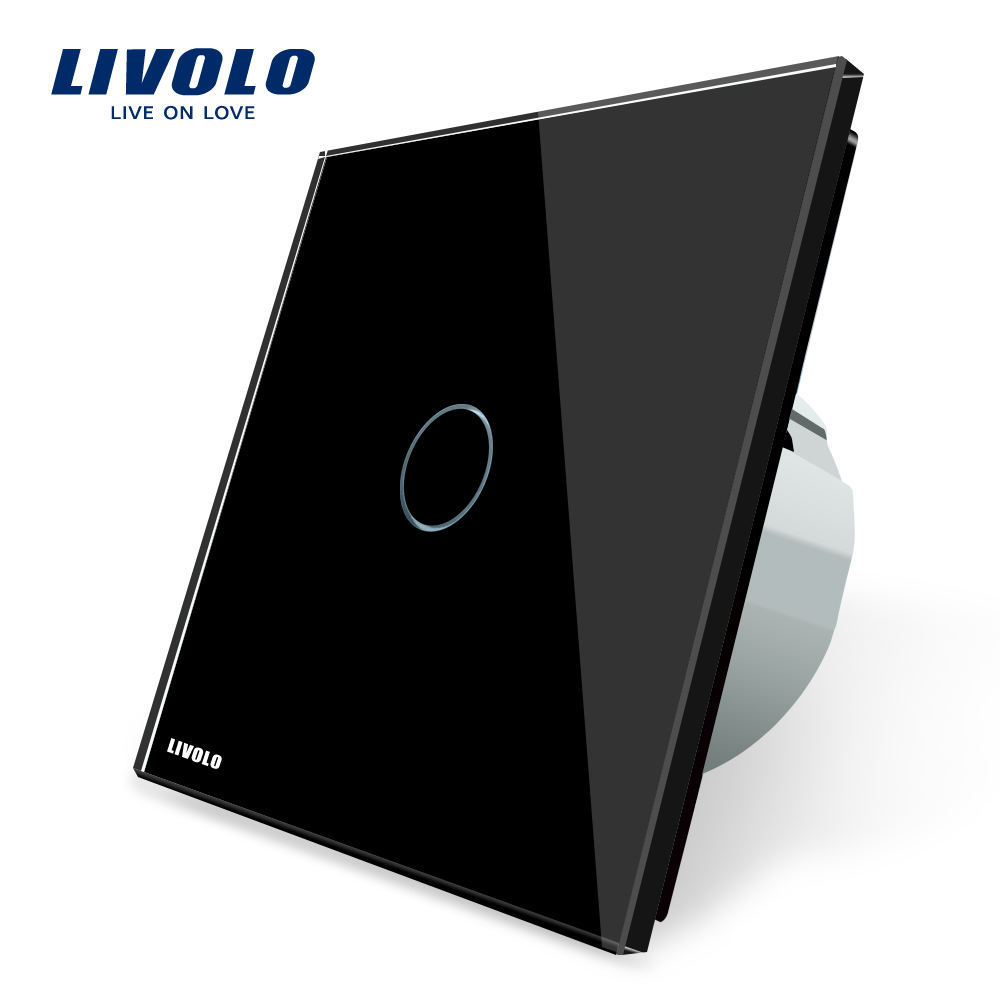 Livolo WiFi Smart Home Bohlam Remote Kontrol Nirkabel LED Smart Saklar Lampu