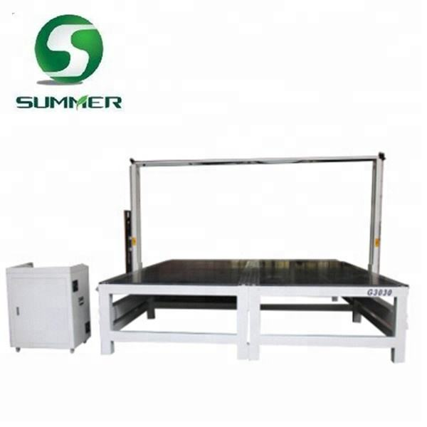 3030 size 2d 3d hot wire cnc foam cutter for eps foam molding making