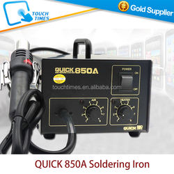 QUICK 850A welder station BGA soldering Rework welding machine for mobile phone chip card repair