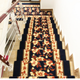 Tianjin China Chinese wholesale oriental hand woven non slip stair carpet