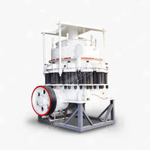 Construction concrete cone crusher china coarse cone crusher machine 120t/h cone portable crushing plant