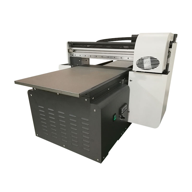2019 3D Digitale LED hoge precieze Aluminium <span class=keywords><strong>flatbed</strong></span> A3 UV Printer