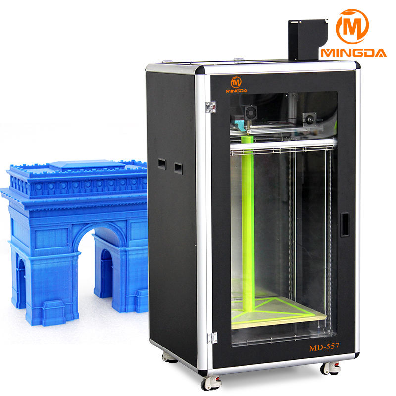 Super Helper Multi functional 3D Printer with large Cutting Build Size