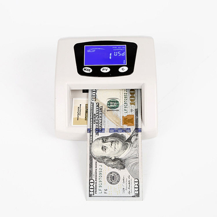 Fake euros detector machine 228 portable money detector lowest price fake euros