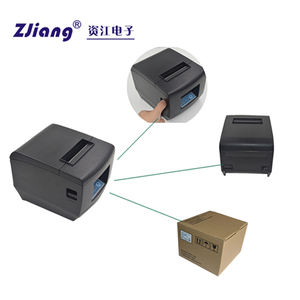 POS 80 Driver ZJ-8350 Printer Tagihan Thermal Printer Termal untuk Industri Katering