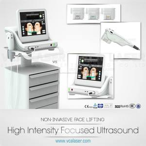 le traitement par ultrasons ultherapy hifu machine à vendre