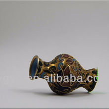 stock cheap small cloisonne enamel vase