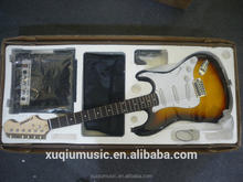 Wholesale Chinese Cheap Electric Guitar Set / Guitar Package for Sale