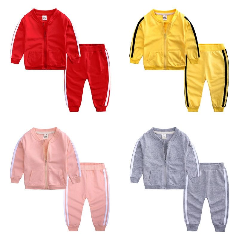 cotton baby boys clothing sets kids suits