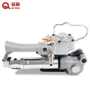 Pneumatic strapping packing tool,manual handy band strapper,PET & PP banding AQD-25 equipment machinery