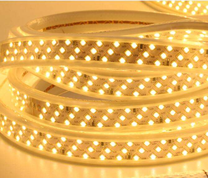 Hot Selling Product Ultra Bright Three Rows 2835 SMD on 12MM PCB Light Strip