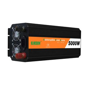 5000 w/10kw up inverter dengan charger dc 12 v 24 v 48 v converter untuk ac 110 v 220 v/solar power inverter