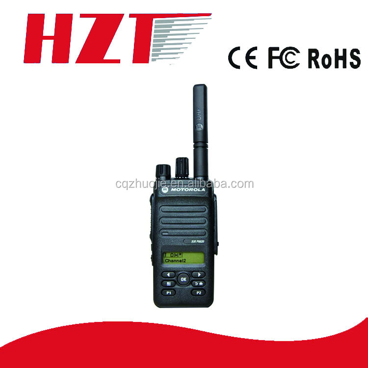 <span class=keywords><strong>VHF</strong></span>/UHF DMR digitale handheld zweiwegradio/walkie talkie mit priorität kanalsuchlauf im analog/digital modi