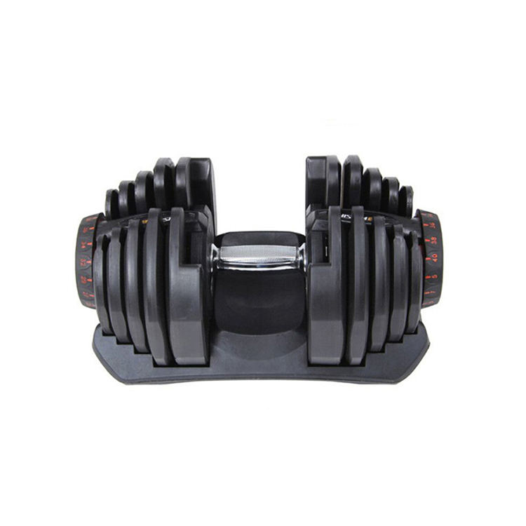 High Quality Weight Training Dumbbells Can Be Customized Dumbbell Set Adjustable