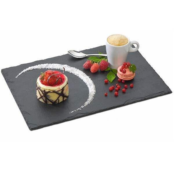 natural slate placemats