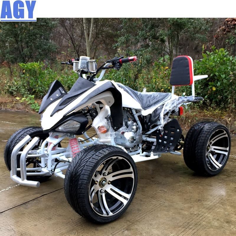 AGY beach gas powered buggy atv 4x4 250cc