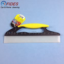 high quality 12'' soft silicon car squeegee