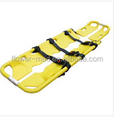 Hot Sales Plastic portable Scoop Stretcher