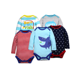 China Newborn Children clothes Baby 5 pieces Hanger Pack Private Label Baby Clothes