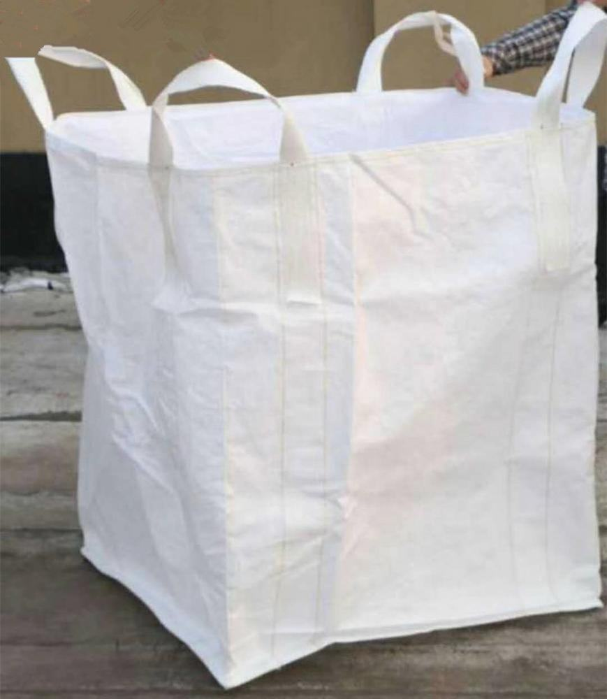 factory price 1 mt jumbo PP Woven bag for rice,wheat etc
